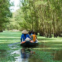 CAI BE: EXPLORE AND EXPERIENCES THE FLOATING LIFE OF MEKONG DELTA (PRIVATE TOUR)