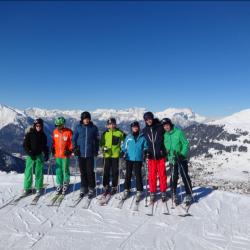 Winter Camp Lovell (Switzerland)