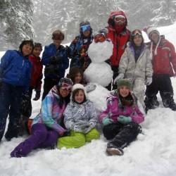 Winter Camp Les Elfes (Switzerland)