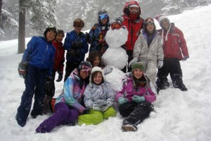 Winter Camp Les Elfes (Switzerland)