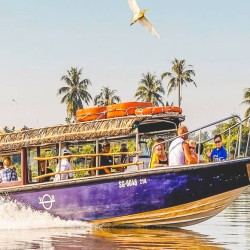 CU CHI: A HIDDEN PASSAGE INTO THE PAST (PREMIUM TOUR BY SPEED BOAT)