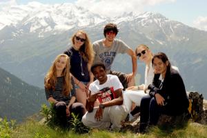 Trại hè quốc tế Les Elfes (Thụy Sĩ)