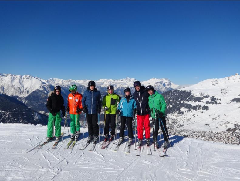 Khóa mùa đông Lovell Camps (Thụy Sĩ)