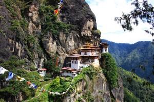 Tour Châu Á - Hành trình đến vùng đất hạnh phúc Bhutan