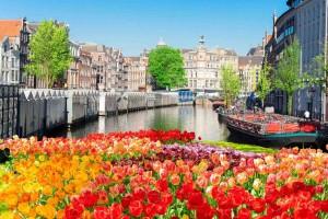 Tour Châu Âu - Châu Âu mùa hoa Tulip - 9 ngày/ 8 đêm - Khách sạn tốt